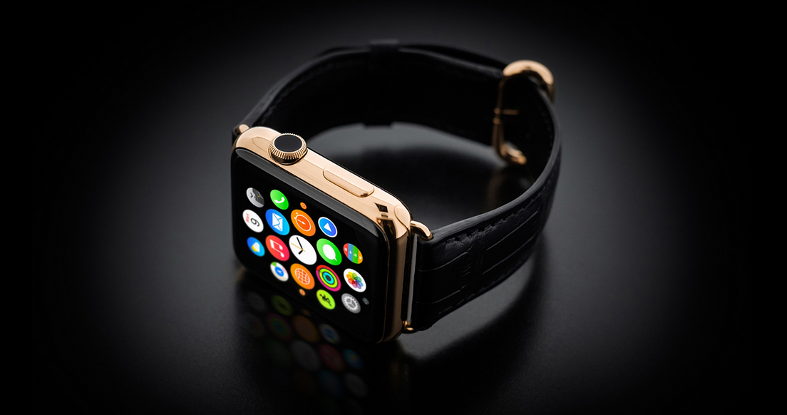 Turn Your Apple Watch Gold For Half the Price
