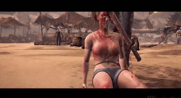 All The Ways Jason Voorhees Can Kill People In Mortal Kombat X