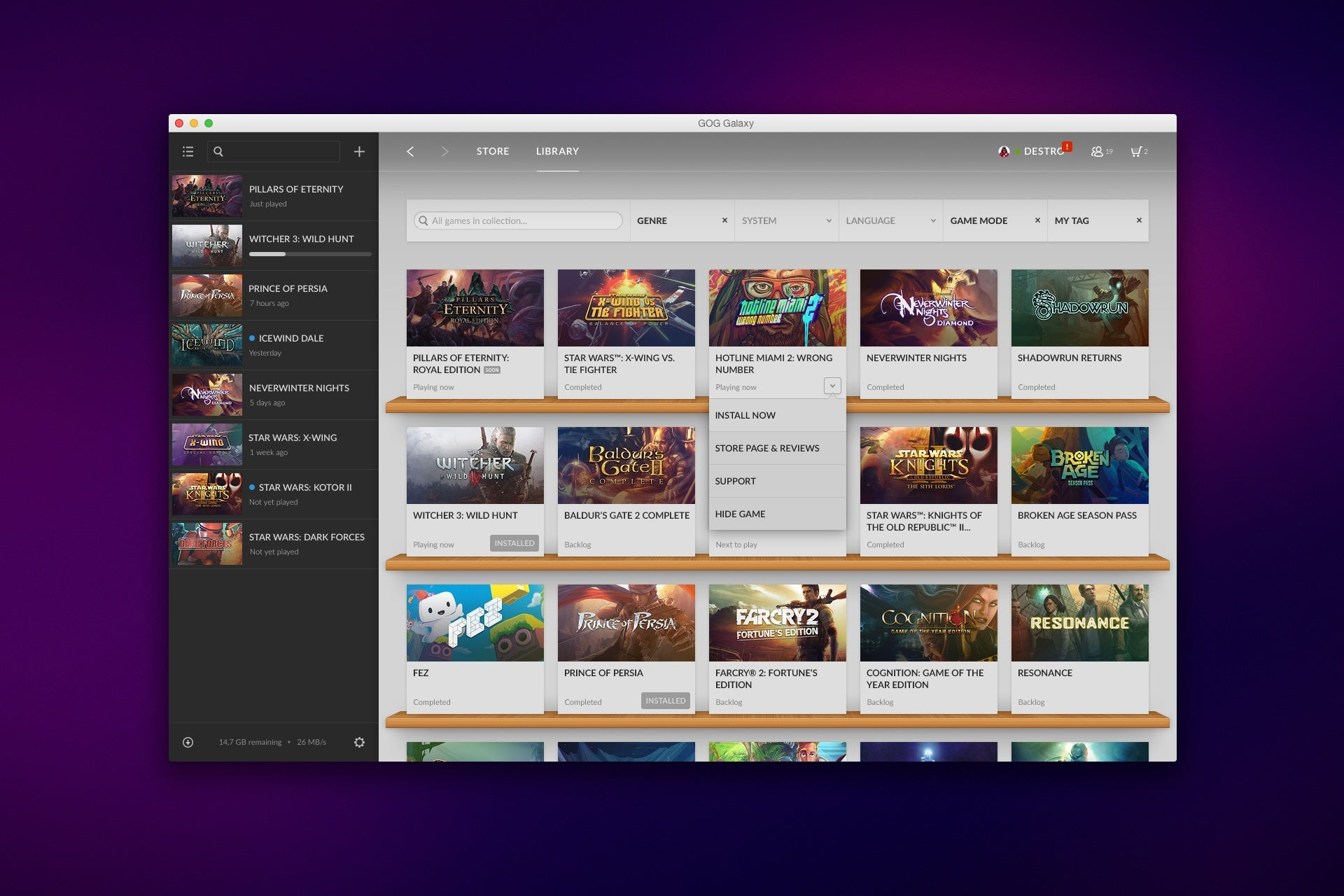GOG's Take On Steam Goes Live Today
