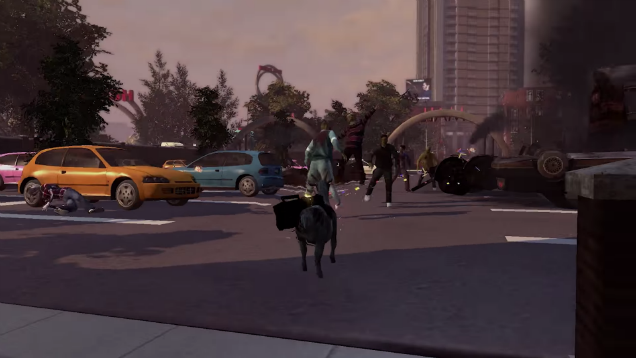 Now Even Goat Simulator Is A Zombie Game