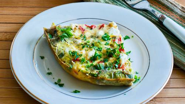 Make a Frittata in Your Slow Cooker for a More Flavorful Breakfast