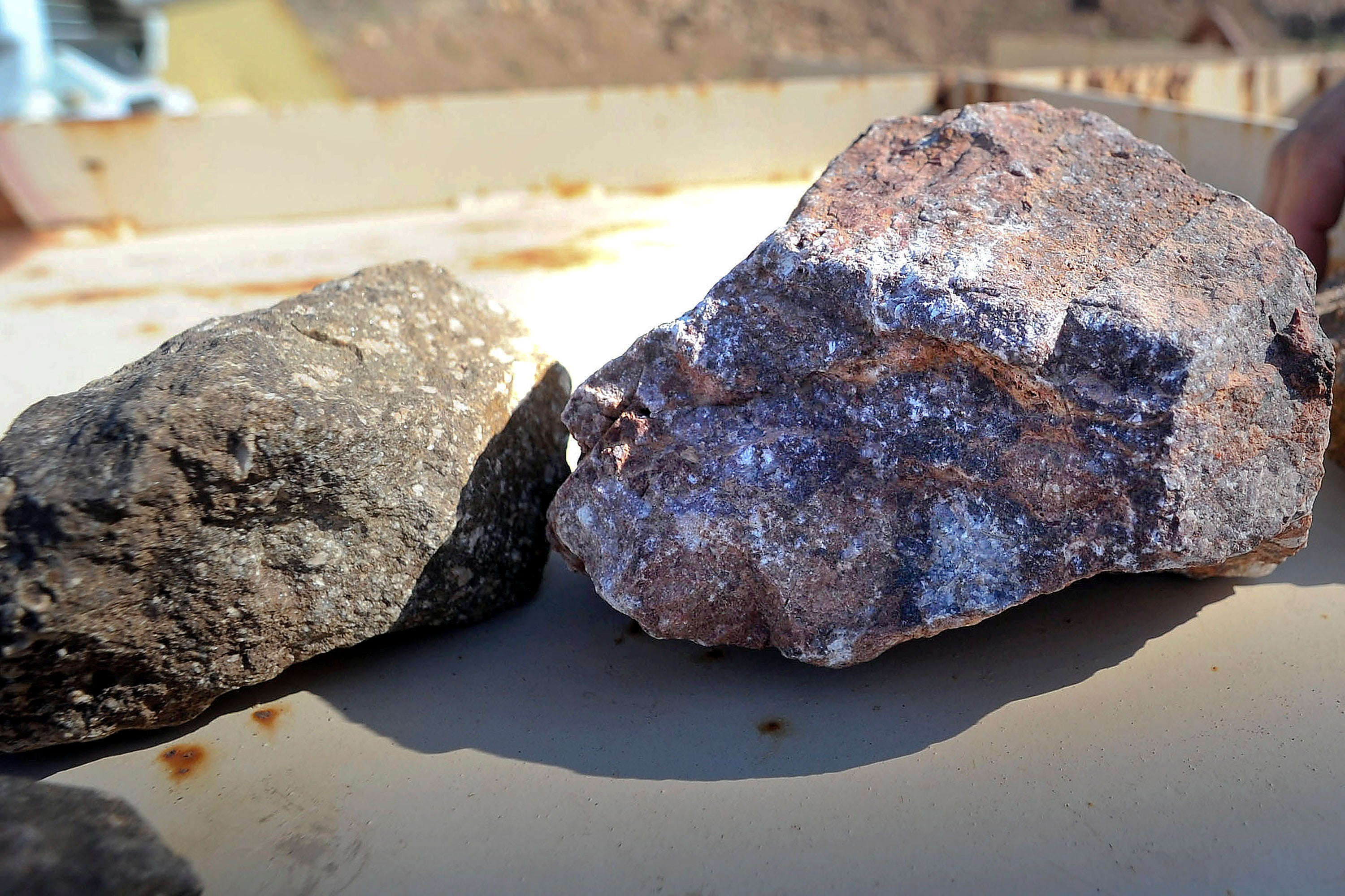 The Strange Second Life of America's Only Rare Earth Mine