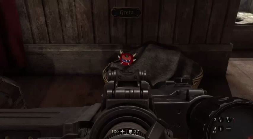 Seven Easter Eggs Buried In Wolfenstein: The Old Blood