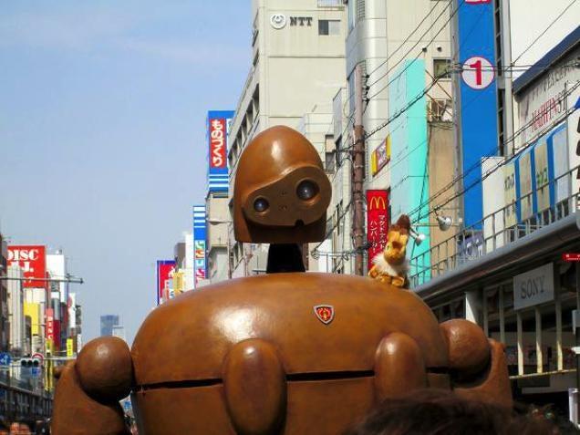 Found It, My Favourite Studio Ghibli Cosplay