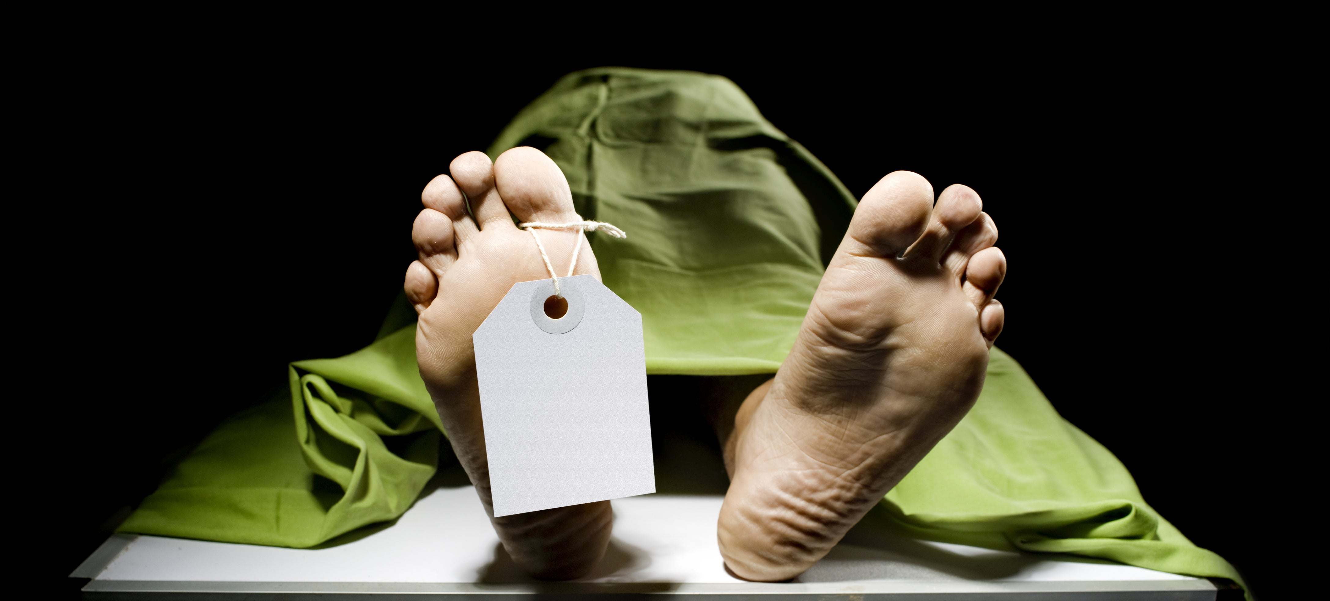 What Gives a Decaying Body Its Distinctive Odor?