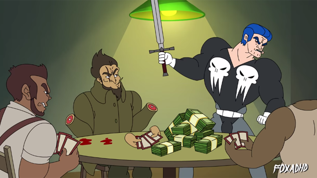 Who Would have Thought The Punisher Could Inspire So Many Puns