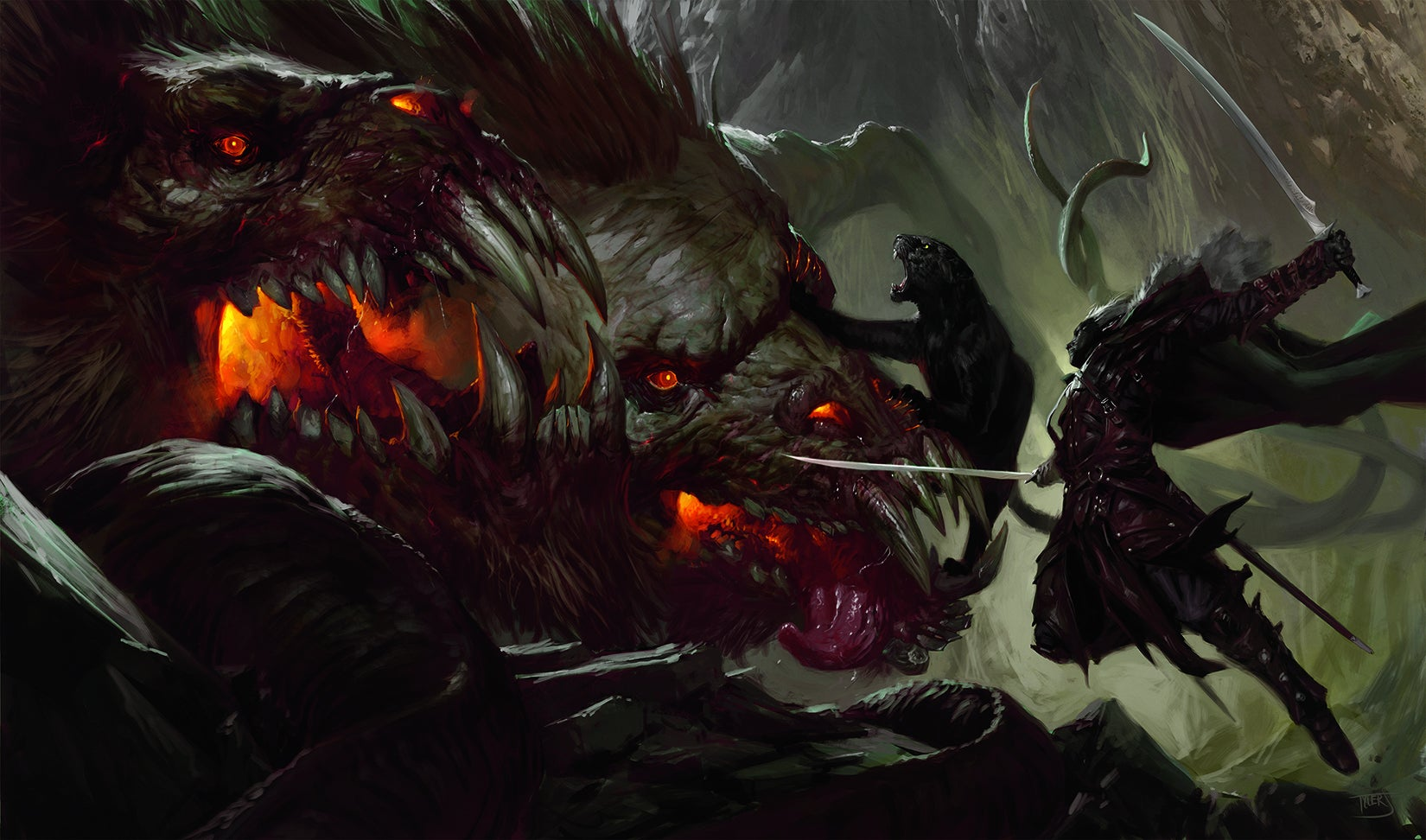 D&D's Next Storyline Is All About That Drizzt