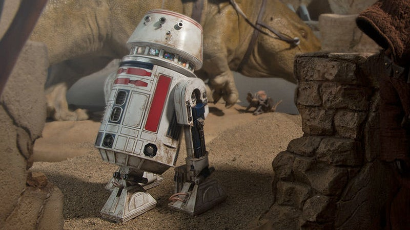 Were It Not For a Bad Motivator, This Droid Could Have Been a Superstar