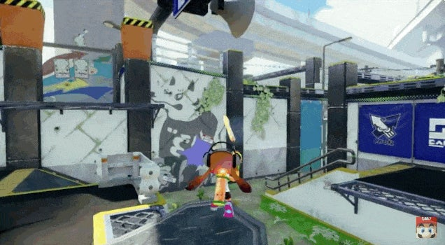 Splatoon Demo Available Now, But You Can Only Play At Certain Times