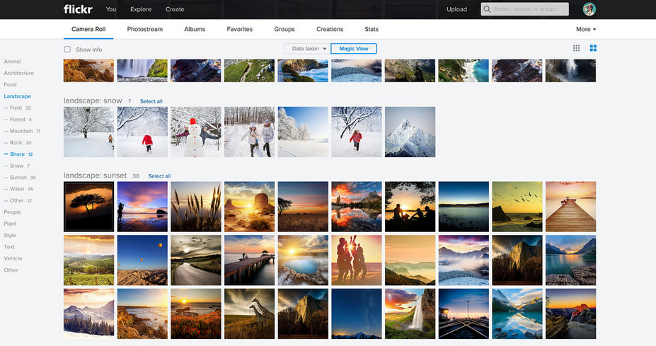 Flickr Might Be Relevant Again Thanks to Magical Image Recognition