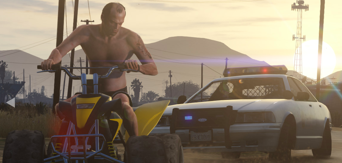The Mystery Of GTA V's Six-Star Wanted Level