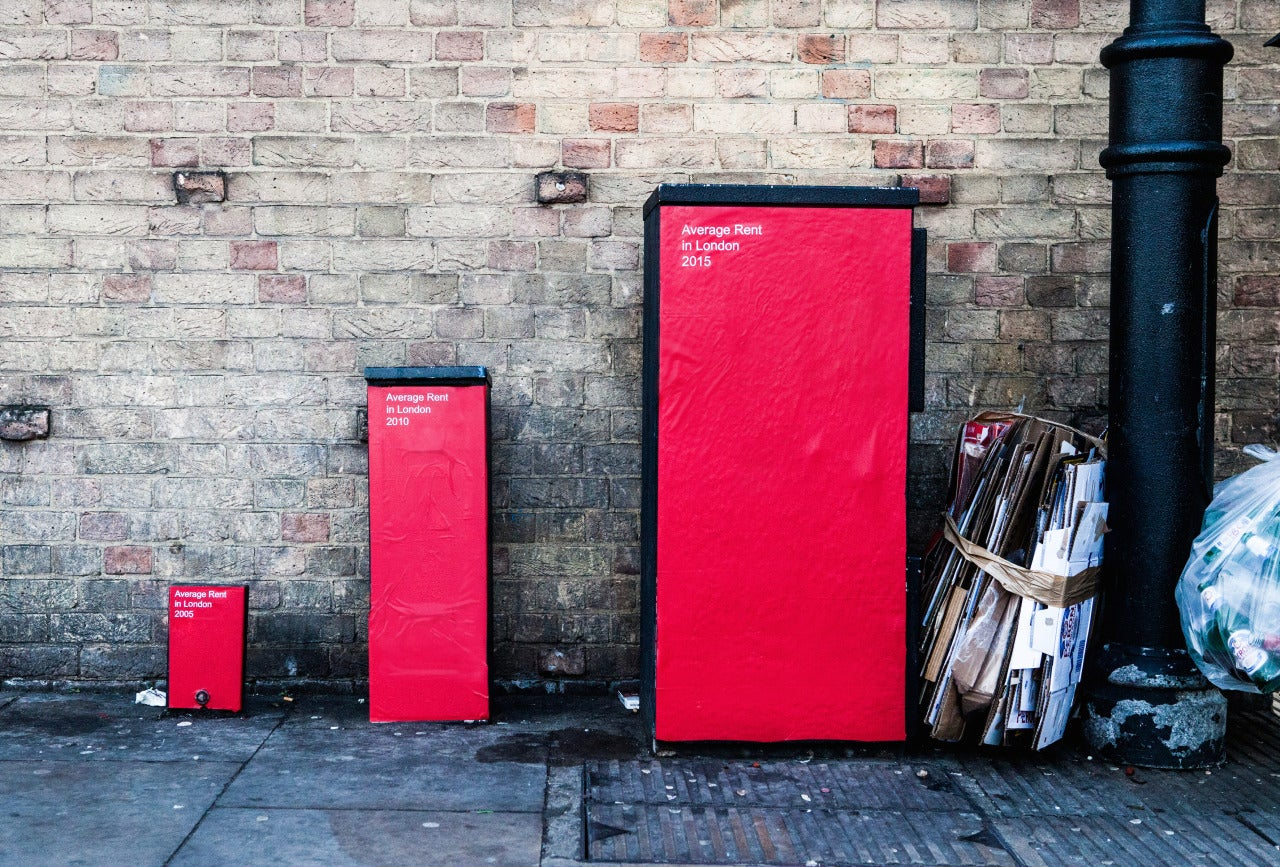 These Infographics Use Objects on City Streets to Show Urban Statistics