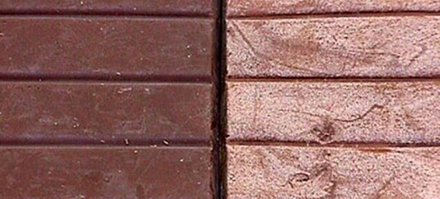 Scientists X-Rayed Chocolate To Figure Out How It Gets That White Film