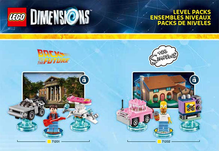 Portal, Doctor Who, Simpsons And More Confirmed For LEGO Dimensions