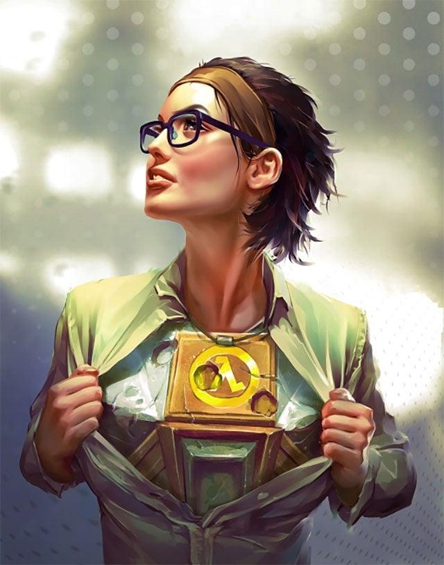 What If Half-Life 3 Didn't Star Gordon Freeman...