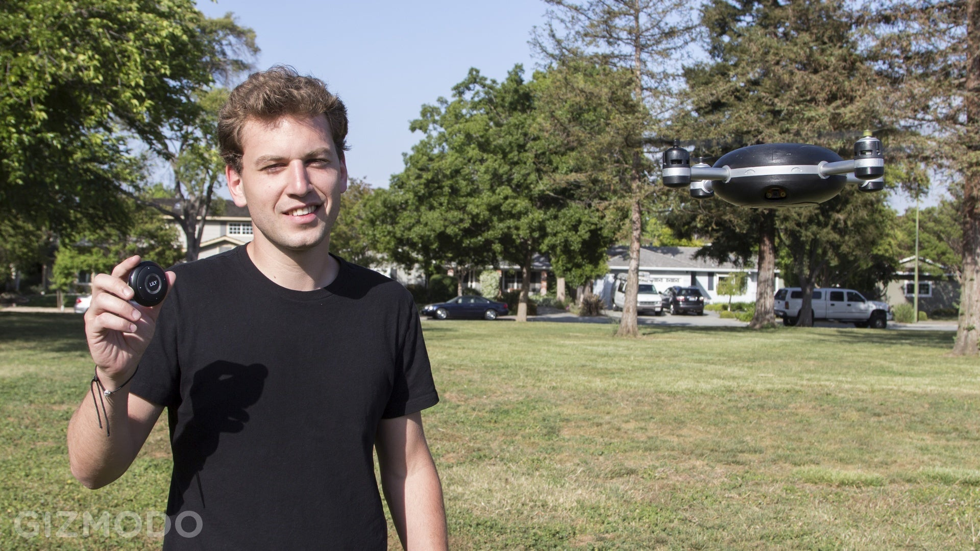 The Lily Is Your Latest Reminder That Flying Cameras Are The Future