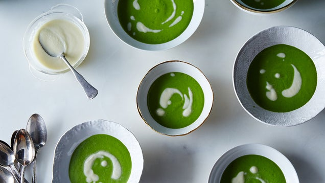Substitute OnionPuréeFor Cream To Get A Brighter Flavour