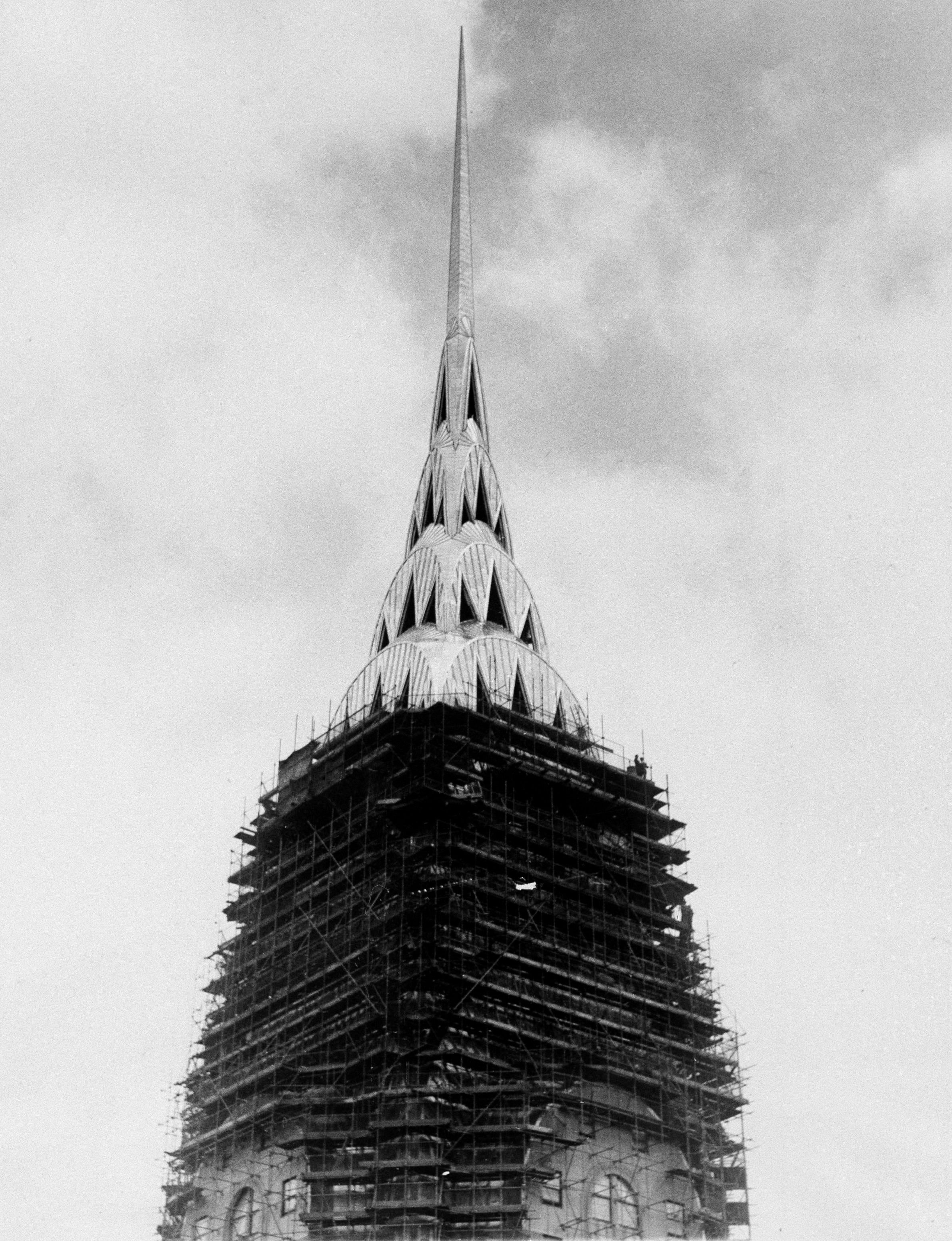 The Schemes and Secrets of Skyscraper Spires