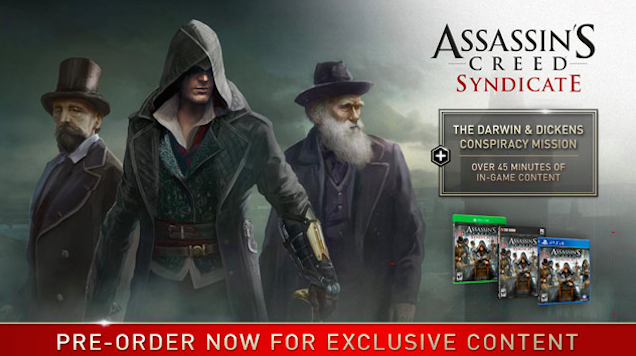 Assassin's Creed Syndicate Has Pre-Order Incentives, Of Course