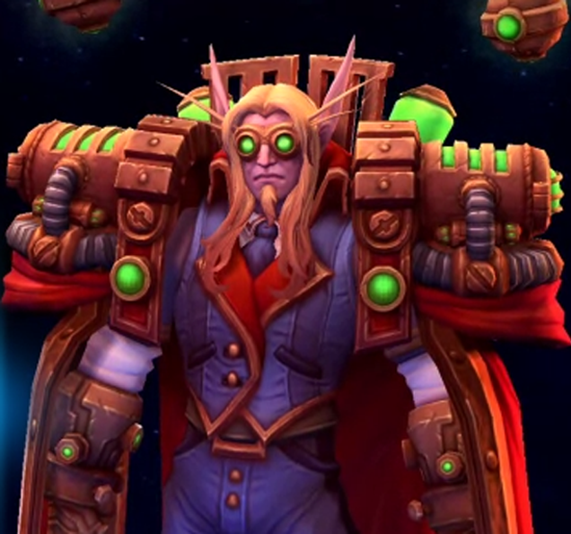 WarCraft's Iconic Villain Kael'thas Joins Heroes of the Storm