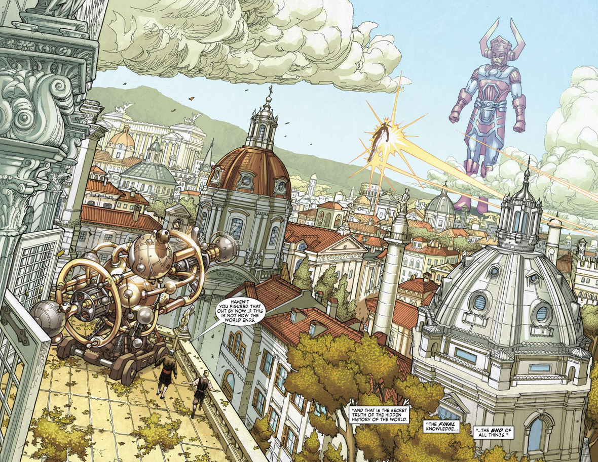 Everything is Weird and Awesome in the Newly Remixed Marvel Universe