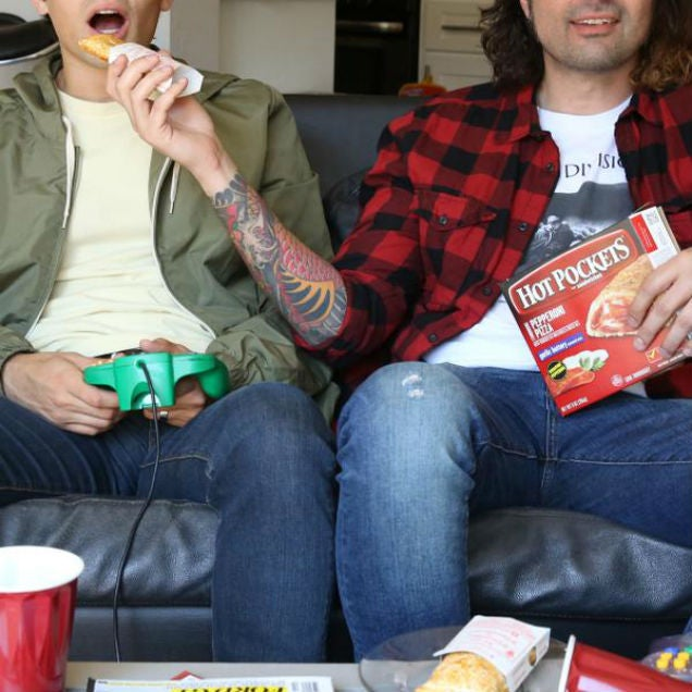 Hot Pockets Ad Better At Gaming Than Hot Pockets