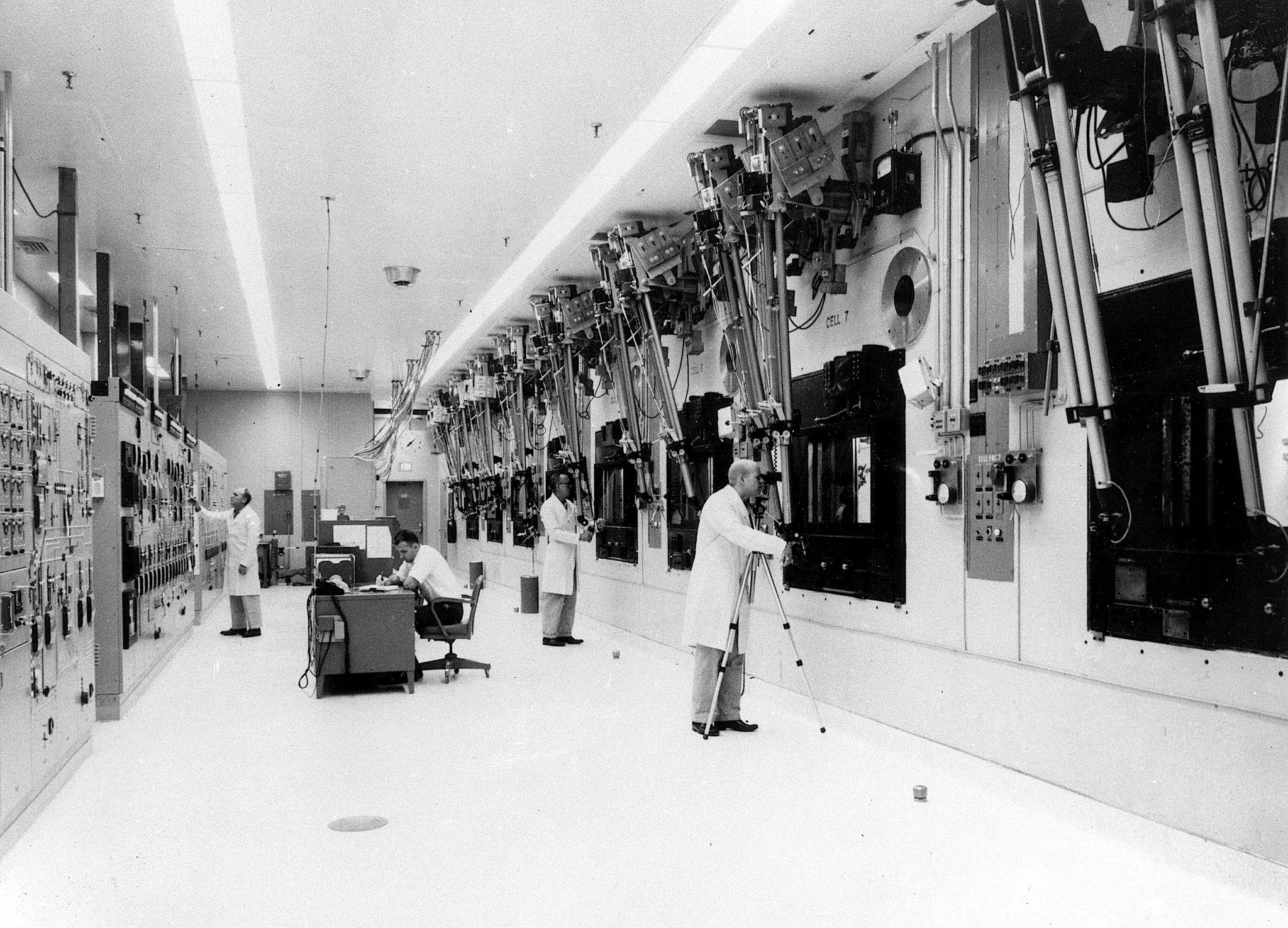 How the Atomic Age Gave Us Robot Surgeons