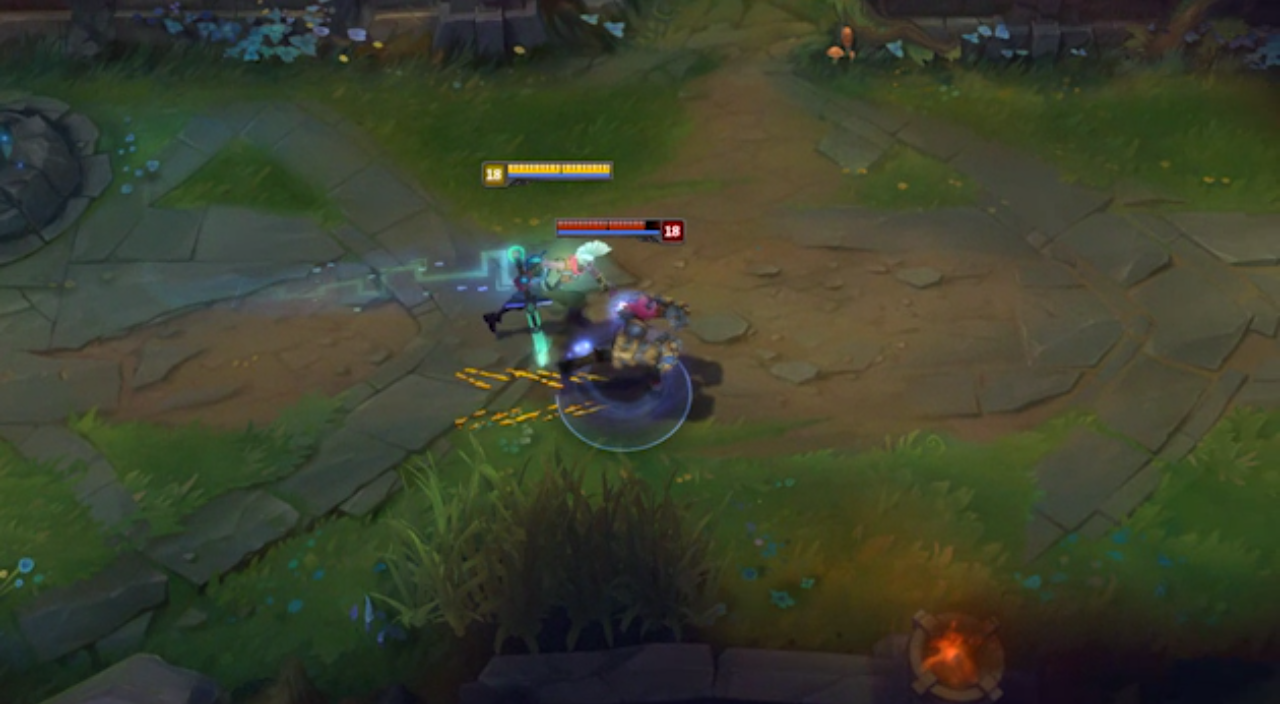 League of Legends' New Champion Ekko Can Bend Time