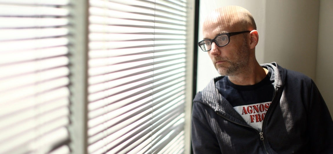 Moby Also Has a Plan to Fix California's Water Woes