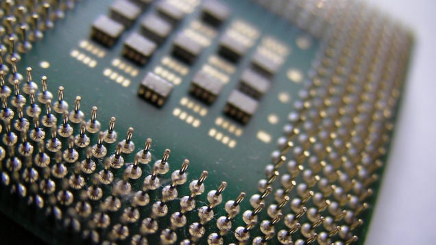 Russia's Building A (Slow) Computer Chip Of Its Very Own