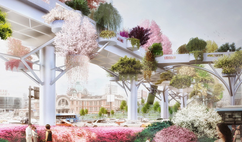 This Crumbling Highway Overpass Is Becoming a Sky Garden
