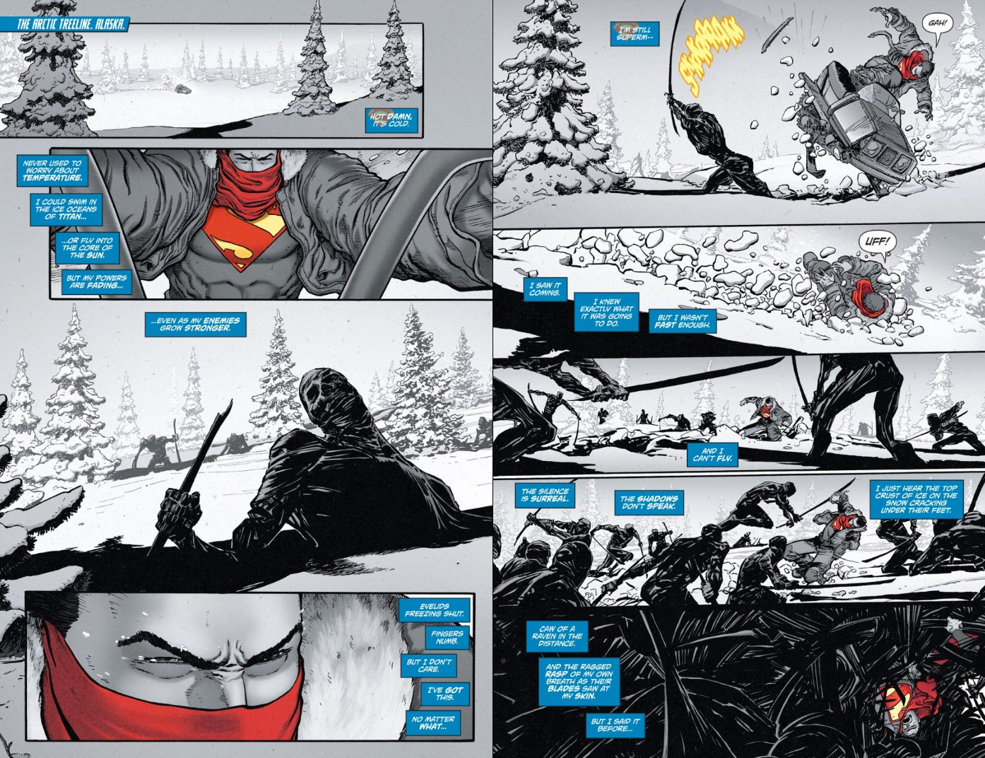 A Weaker Man of Steel Has Me Really Pumped for Upcoming Superman Comics
