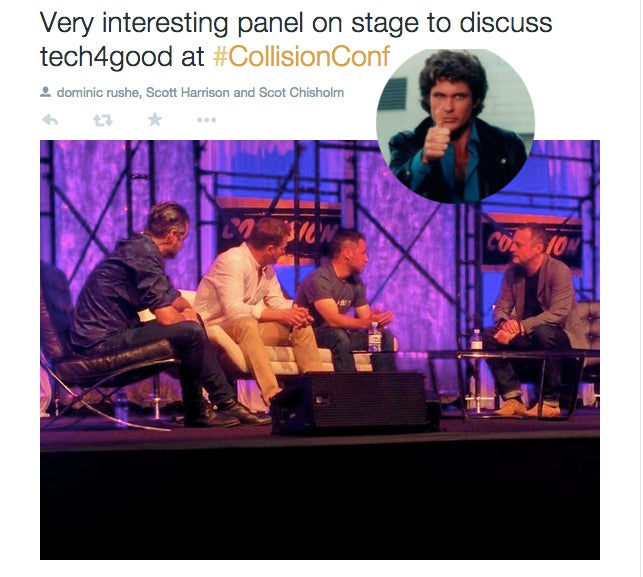 Look At All These Tech Panels That Are Only Dudes