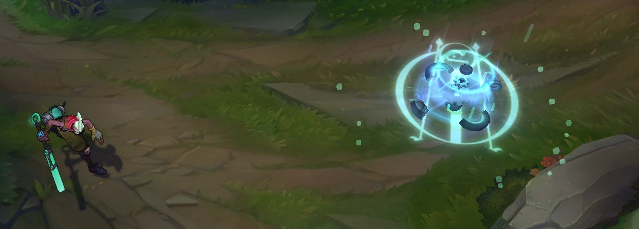 The New League Of Legends Champion Seems Seriously Overpowered