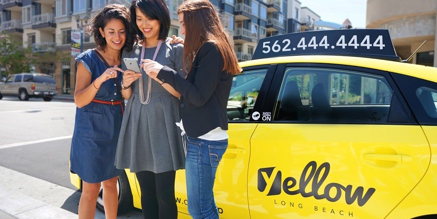 Long Beach Is Rethinking Its Taxis to Be More Like Ubers
