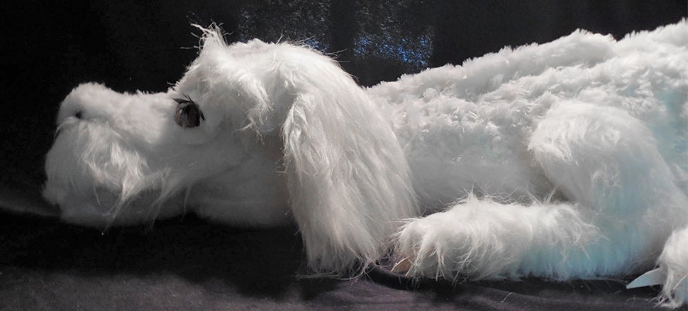 It's Too Bad the Stocks Of This Plush Falkor Aren't Neverending Too