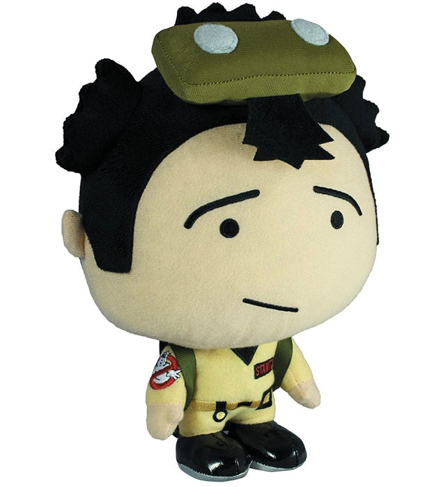 This Plush Ghostbusters Set Includes the First Stuffed Bill Murray
