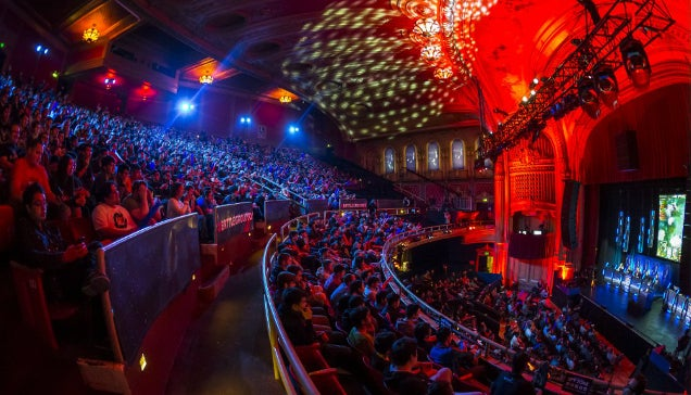 I Didn't 'Get' DOTA 2 Until I Watched It Live