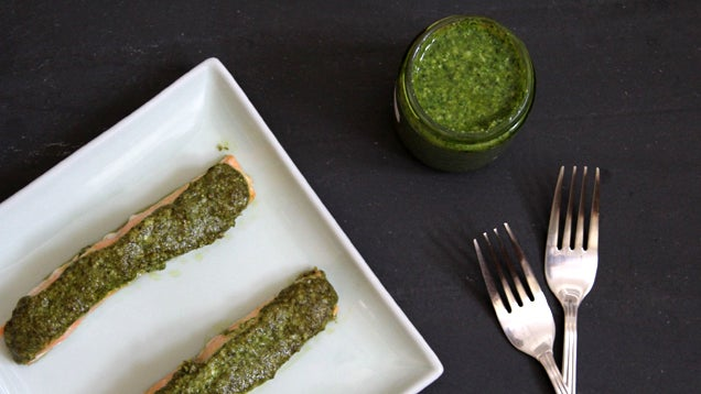 Make Green Pesto from Just About Anything with These Ratios