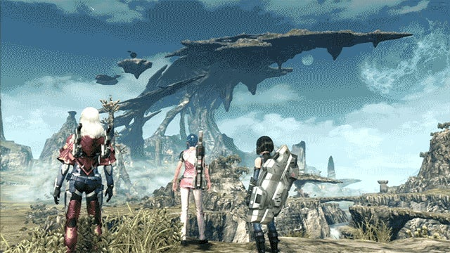 Xenoblade X Lets You Launch Your Camera into the Stratosphere