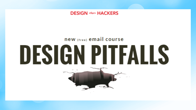 Learn to Avoid the Most Common Design Mistakes with This Free Course