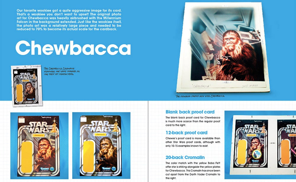 A New Book Looks At the Packaging Design of the Original Star Wars Toys