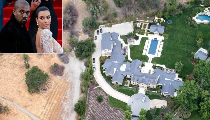 California's Wealthiest Are Being Drought Shamed On Social Media