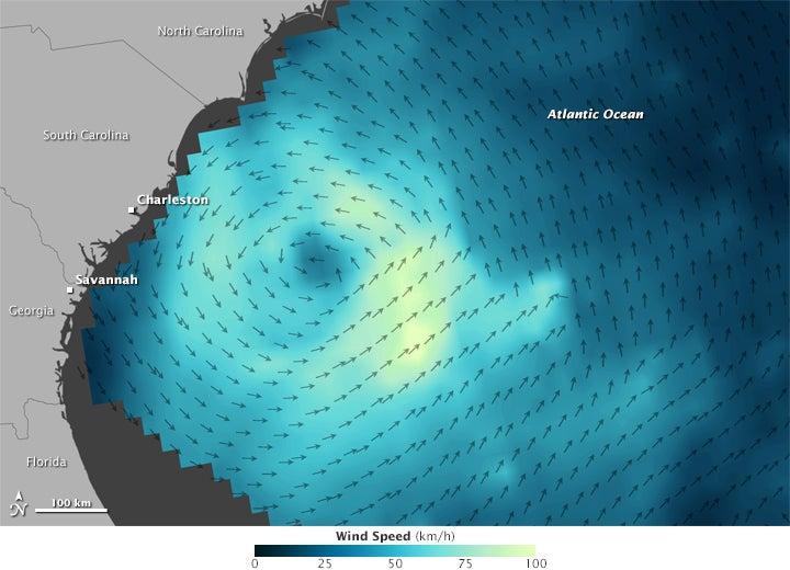 New Earth-Orbiting Microwave Gun Is Making Killer Maps Of Wind Dynamics
