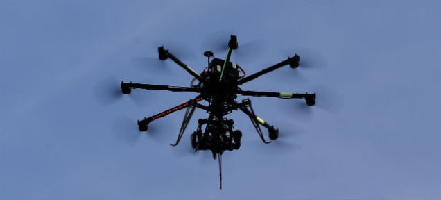 Detection Systems Listen for Drones Flying Under the Radar
