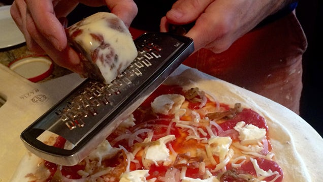 Zest Frozen Anchovies to Add Dimension to Pizzas and More