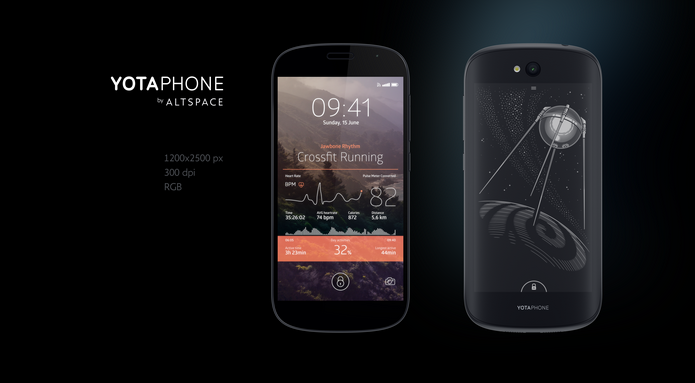 YotaPhone 2, the Dual Screen E-Ink Wonder, Is Blowing Up On IndieGoGo