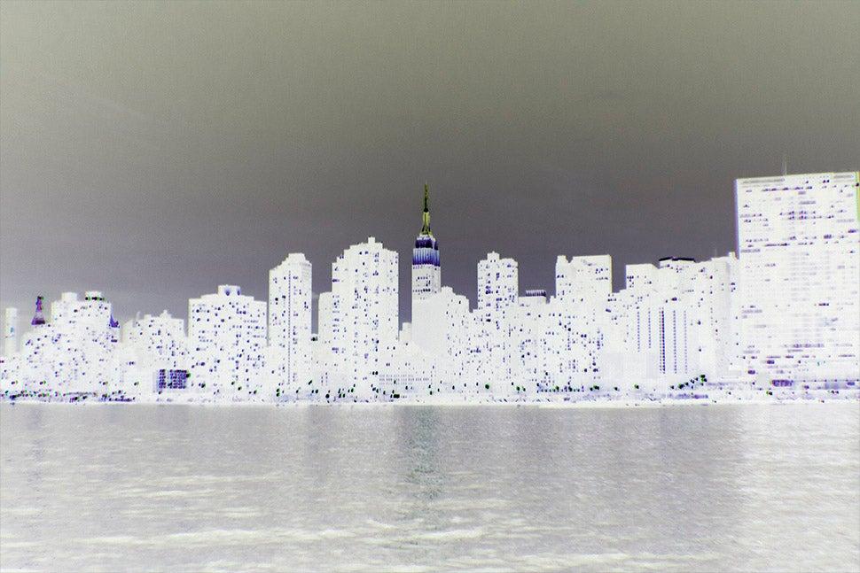 26 Amazing Photographic Negatives