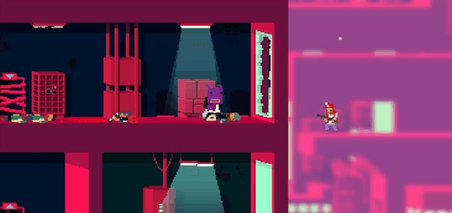 Not A Hero Is A Smart Shooter, Drenched In Blood (And Jokes)