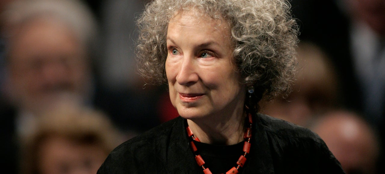 Margaret Atwood Will Periscope Her Secret Time Capsule Book